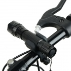 ultrafire 501B lanterna 5-Mode w / mount bike / cinta - preto (1 * 18650)