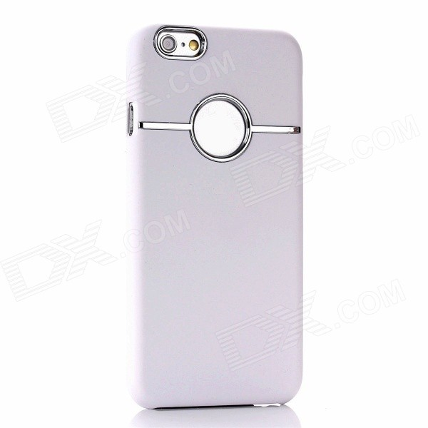 Scratch Resistant Hard Back Case for IPHONE 6 4.7 - White цена