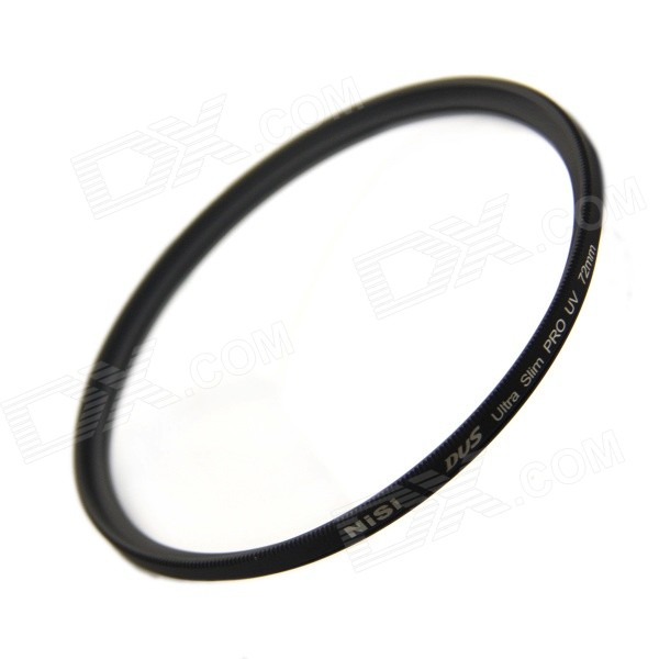 NISI 72mm PRO UV Ultra Violet Professional Lens Filter Protector for Nikon Canon Sony Olympus Camera nisi 40mm pro cpl ultra thin circular polarized lens filter for nikon canon more black grey