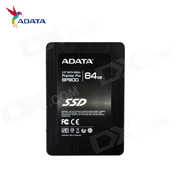 ADATA USA Premier Pro 2.5-Inch 64GB SATA III MLC Internal Solid State Drive ASP900S3-64GM-C 2016 us 7 5 11 the usa brand dekline pro kids sport shoes for pro sk8er with dark blue color and good quality and multi design
