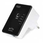 2.4GHz / 5GHz Wireless Dual-Band Wi-Fi Repeater w/ EU Wall Plug - Black + White