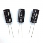 ZnDiy-BRY 2.7V / 5F Super Electrolytic Capacitors - Black (3 PCS)