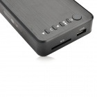 M023S FHD 1080P Home / Car HDD Multi-Media Player / Advertising Player w/ HDMI Cable & Car Charger