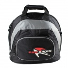 PRO-BIKER G-XZ-029 Motorcycle One-Shoulder Travel / Helmet Storage Bag - Black + Gray