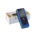 CATCAM CP-60 Hand-held Laser Distance Measuring Meter - Black + Blue