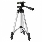 WDX2 Universal Aluminum Portable Retractable Tripod for SLR / Digital Camera - Silver (1002mm)