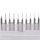 NEJE ZJ0033-1 0.2~1.0mm Tungsten Steel Drill Bits Set for CN C/ PCB