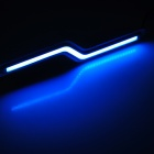 Marsing 10W 900lm 400~460nm COB LED Blue Light Daytime Running Lamp for Car (12V / 2 PCS)