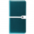 "NILLKIIN Ice Series Protective PU Leather Case w/ Auto Sleep for IPHONE 6 PLUS 5.5"" - Green"