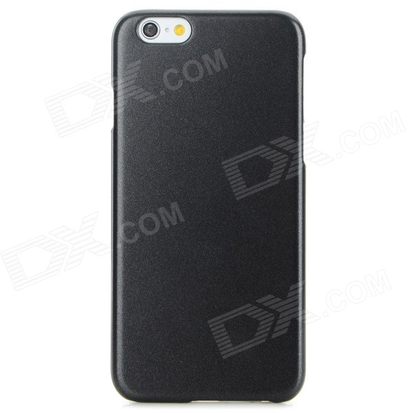 Protective Plastic Back Case for IPHONE 6 4.7 - Black