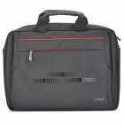 "Portable Nylon Hand Bag for Lenovo, HP, Dell, Asus 13"" / 14"" / 15.6"" Laptop - Black"