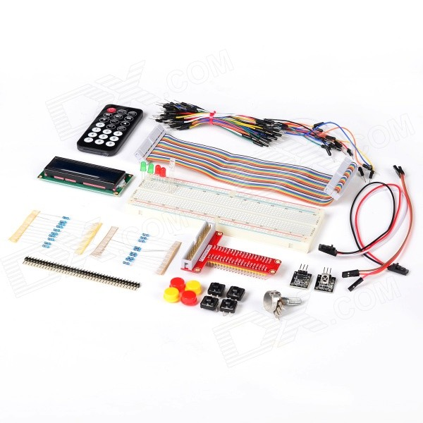 Expansion Board Development Kits for Raspberry Pi B+ - Multicolored long magnetic stripes for white board red 30cm 6 pcs