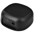 B3501 Wireless Bluetooth V4.1 Audio Music Receiver Adapter - Black