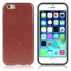 "ENKAY Protective Soft Silicone Back Case for IPHONE 6 PLUS 5.5"" - Brown"