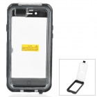 "Multi-Function Waterproof PC + Silicone Case for IPHONE 6 4.7"" - Black"