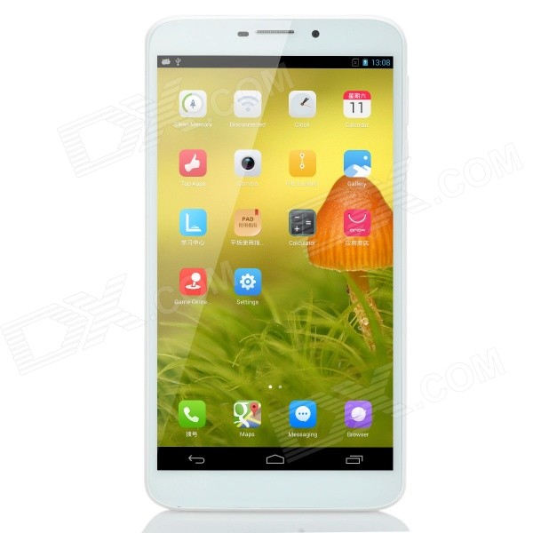 ONDA V698 6.98 IPS Quad Core Android 4.3 TD-LTE 4G Bar Phone Tablet PC w/ 1GB RAM / 8GB ROM серьги krikos серьги