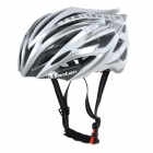 MONTON 0508 Professional Outdoor Cycling Riding Bike Bicycle Helmet - White + Black