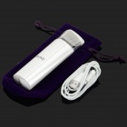 Dione D007 Portable USB Nano Moisturizing Facial Mist Spray Instrument-Hvit