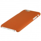 "Hat-Prince Protective Matte Non-slip Back Case for IPHONE 6 4.7"" - Orange"