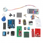 RFID System Learning Kit w/ UNO R3 Step Motor, RFID IC Series Module for Arduino