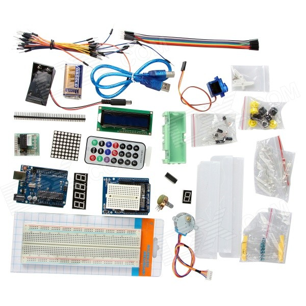Robomart Project Starter Kit For Arduino Uno