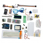RFID System Learning Kit w/ UNO R3 Board Step Motor, Micro Servo, 1602 LCD for Arduino