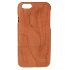 "Protective Wood Back Case for IPHONE 6 4.7 ""- Yellow"