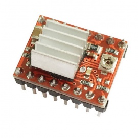 HF-A4988 Stepper Motor Driver Module for 3D Printer w/ Heat Sink