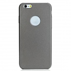"Caso de la contraportada ROCA Glory Series PC protectora para IPHONE 6 4.7 ""- Iron Gray"
