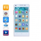 "Kingsing K3 Dual-Core Android 4.2 WCDMA Phone w/ 4.7"" QHD IPS, 4GB ROM, GPS - White"