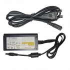 Xinyuanyang GM1203 36W 12V 3A AC/DC Power Adapter for LED Light Strip - Black (EU Plug / 100~240V)