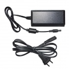 Xinyuanyang 36W 12V 3A AC/DC Power Adapter for LED Light Strip - Black (EU Plug / 100~240V)