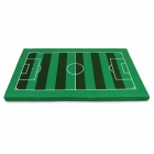 YDL-D4005-M Fashionable Soccer Field Style Mat Pad for Pet Cat / Dog - Green + Brown (M)