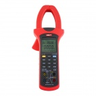 UNI-T UT231 Digital Power Clamp Meter - Red + Black (4 x AAA)