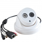 IPCC-D09 Onvif Mini IR-Cut 720P P2P H.264 3.6mm Lens 1.0 Megapixel Indoor Security IP Dome Camera