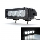 "MZ 8"" 40W 3000lm 4-LED Spot + Flood Combo Light Worklight Bar Off-road Lamp (10~30V)"