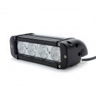 "MZ 8 ""40W 3000lm 4-LED Spot + Flood Combo Lichte Worklight Bar Off-road lamp (10 ~ 30V)"