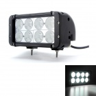 "MZ 8"" 80W 6000lm 8-LED Worklight Bar 2-Row Combo SUV / Off-road Driving Lamp (10~30V)"