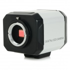 "MHD502 1/2.7"" CMOS 1.3MP 720P HD-SDI HD Video Camera - White + Black (PAL / NTSC)"