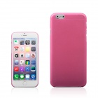 "A854 0.3mm Ultra-thin Protective PP Back Case for IPHONE 6 PLUS 5.5"" - Light Pink"
