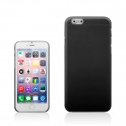 """A854 0.3mm Ultra-thin Protective PP Back Case for IPHONE 6 PLUS 5.5"""" - Black"""