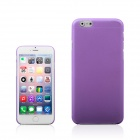 """A854 0.3mm Ultra-thin Protective PP Back Case for IPHONE 6 PLUS 5.5"""" - Purple"""
