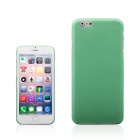 "A854 0.3mm Ultra-thin Protective PP Back Case for IPHONE 6 PLUS 5.5"" - Green"