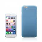 """A854 0.3mm Ultra-thin Protective PP Back Case for IPHONE 6 PLUS 5.5"""" - Blue"""
