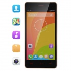 "Bluboo X3 Android 4.4 Quad Core WCDMA Smartphone w/ 4.5"" IPS, GPS, WiFi, Bluetooth, 4GB ROM - Golden"