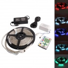 GC Water-resistant 70W 2700lm 270-SMD 5050 LED RGB Horse Race Light Strip - White (5M / DC 12V)