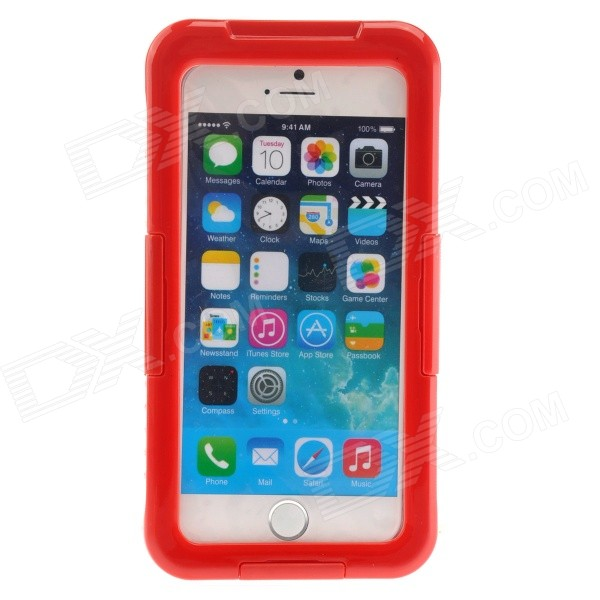 Protective Waterproof Plastic Case w/ Touch Control for IPHONE 6 4.7