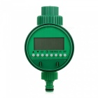 NEJE ZJ0025-1 Electronic LCD Garden Water Timer Irrigation System - Green