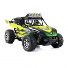 WLtoys K929 1:18 2.4GHz 4-Channel High-Speed Remote Control Racing Car Model Toy - Green