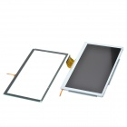 LCD Display Screen + Touch Screen for Wii U - Black + Silver